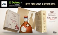 Best packaging & Design award